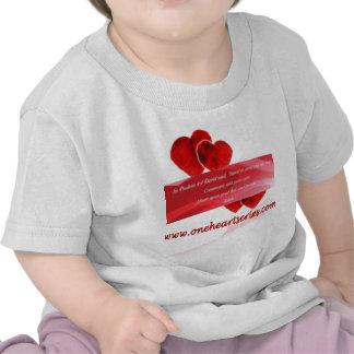 Una serie del corazón (r) camisetas