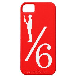 Una sexta parte figura de acción iPhone 5 coberturas