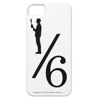 Una sexta parte figura de acción iPhone 5 Case-Mate protector