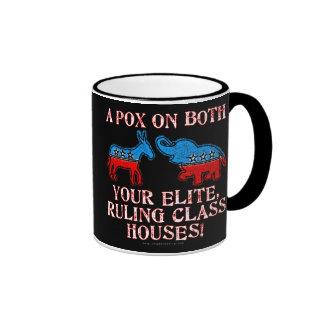 Una sífilis en las élites taza de café