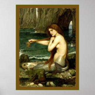 Una sirena poster
