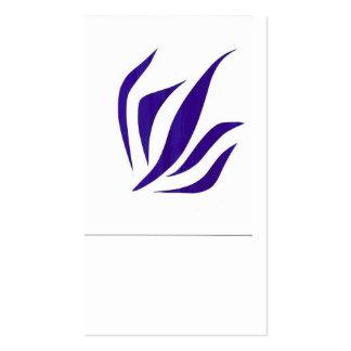 una sola flor 2 business card