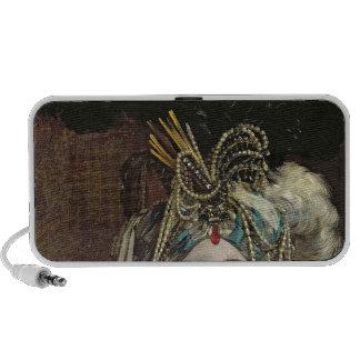 Una Sultana, 1748 iPod Altavoz