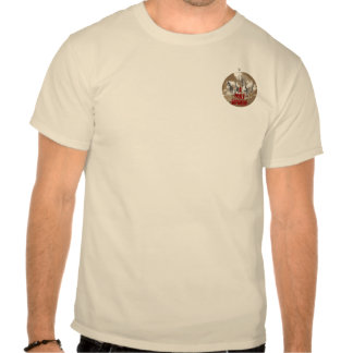 Una suspensión temporal de un castigo diaria de b camisetas