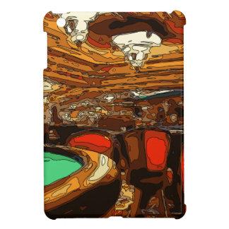 Una tabla de Black Jack en el corazón de un casino