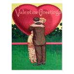 """""""Una tarjeta del día de San Valentín de la zona de Postales"""