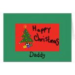 Una tarjeta para el papá
