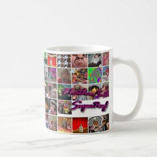 Una taza. ¡Bam! Taza De Café