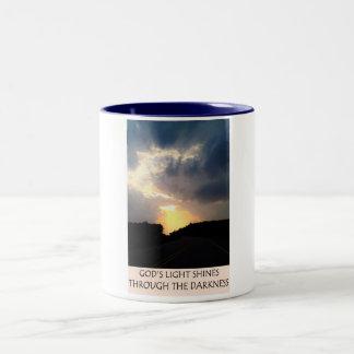 Una taza con una promesa