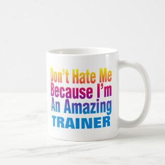 Una taza de café asombrosa del instructor
