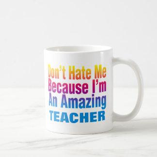 Una taza de café asombrosa del profesor