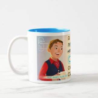Una taza de café caliente agradable