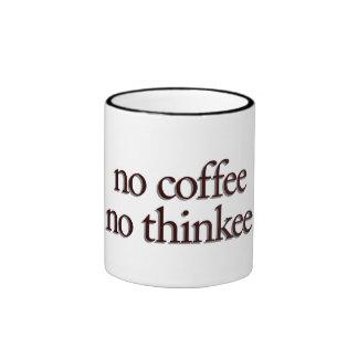 Una taza de café divertida para el trabajo o el