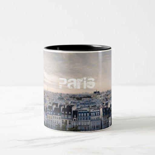 Una taza de café en París