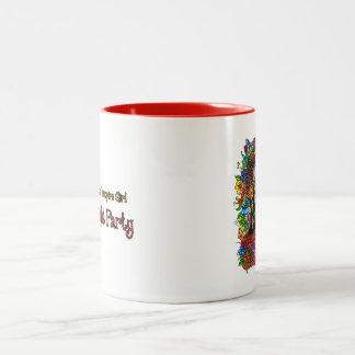 Una taza del fiesta de BirthNight