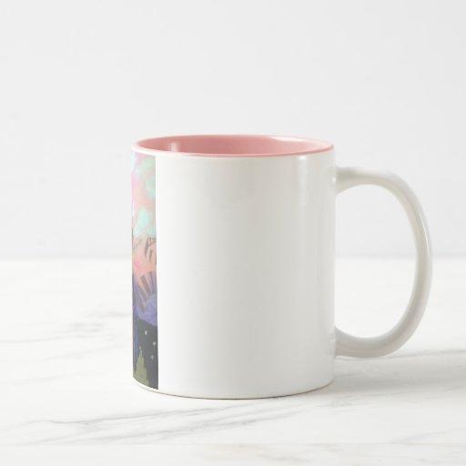 Una taza del rezo