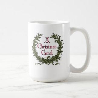 Una taza del villancico del navidad