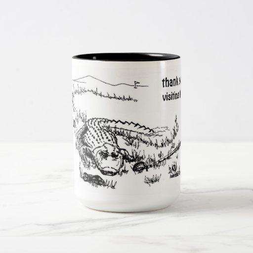 una taza más inusual del recuerdo de las