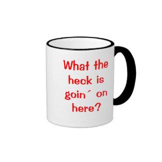 Una taza para la oficina