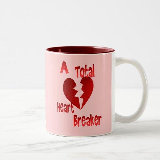 Una taza total del triturador del corazón