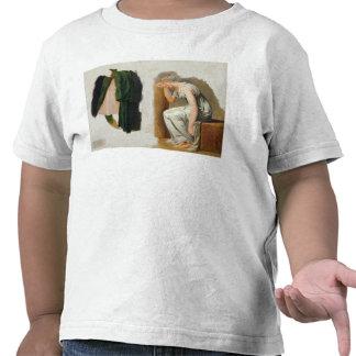 Una toga y un Camilo verdes Camisetas