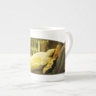 Una tormenta de paso - taza del café express taza de porcelana