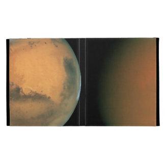 Una tormenta global del polvo en Marte