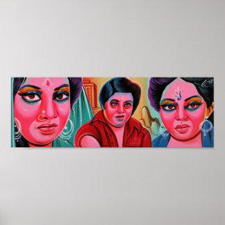 Una tribu de Bollywood Póster