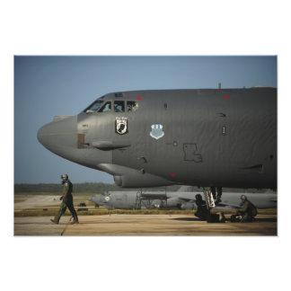Una tripulación aérea de la fuerza aérea de los fotografía