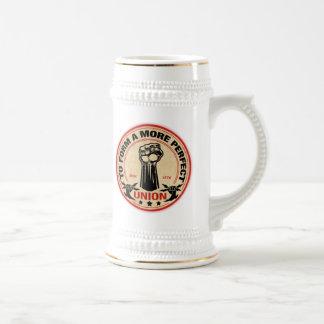 Una unión más perfecta 1016 jarra de cerveza
