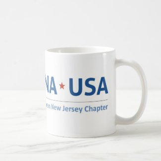 UNA USA NNJ Coffee Mug