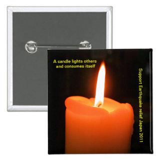 Una vela enciende otras y se consume pin