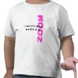 Una velocidad camisetas