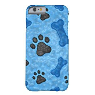 Una vez en un perro azul funda para iPhone 6 barely there