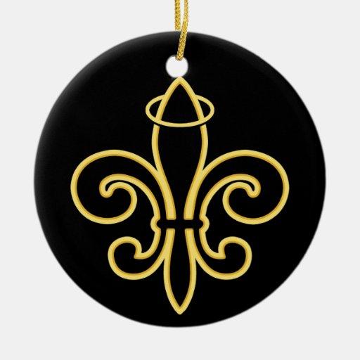 Una vez un SANTO Ornamentos De Reyes Magos
