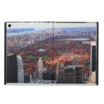 Una visión desde arriba: Otoño en el Central Park