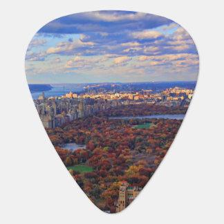 Una visión desde arriba: Otoño en el Central Park Plectro