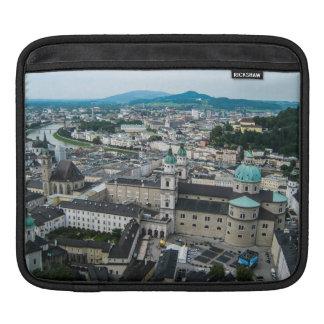 Una visión desde la fortaleza de Hohnensalzburg, Fundas Para iPads