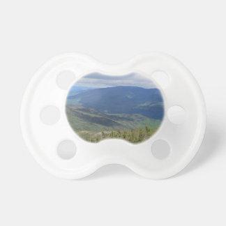 Una visión desde Mt Washington Chupetes De Bebe