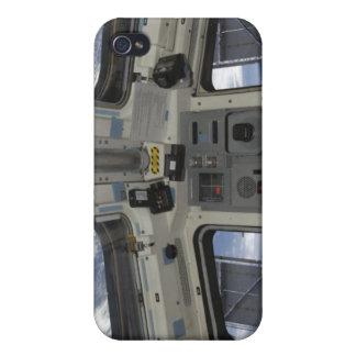 Una visión por dentro de la cubierta de vuelo iPhone 4 funda