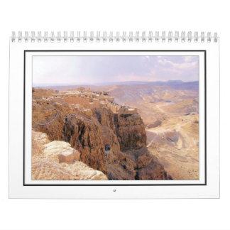Una visita a Masada y al calendario del mar muerto