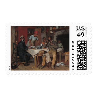 Una visita pastoral sellos