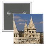 Una vista de Budapest de la colina del castillo Pins