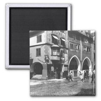 Una vista de Lindau, c.1910 Iman