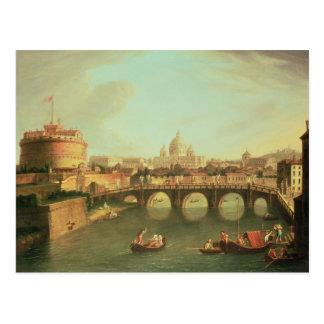 Una vista de Roma Postales