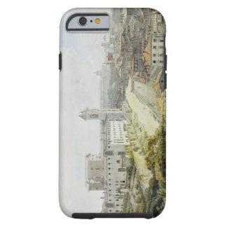 Una vista de Roma tomada del Pincio, 1776 (w/c ov Funda De iPhone 6 Tough