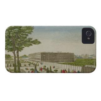 Una vista de Royal Palace del Hampton Court, publi iPhone 4 Case-Mate Carcasa