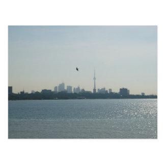 Una vista de Toronto Postales