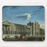 Una vista del Banco de Inglaterra, calle de Thread Alfombrilla De Raton