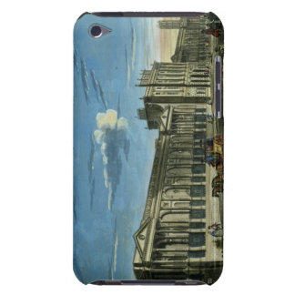 Una vista del Banco de Inglaterra, calle de Thread iPod Touch Protector
